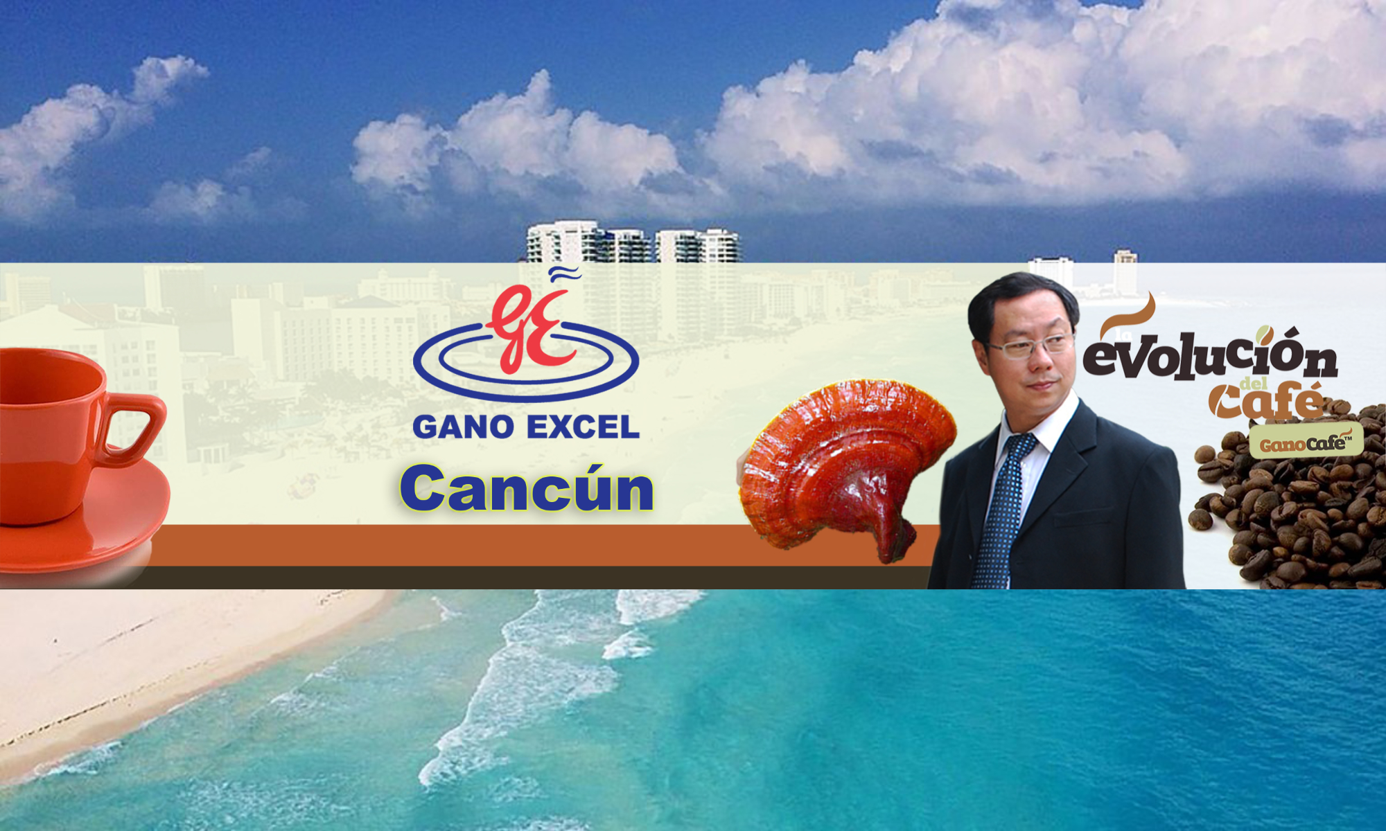 Gano Excel Cancun