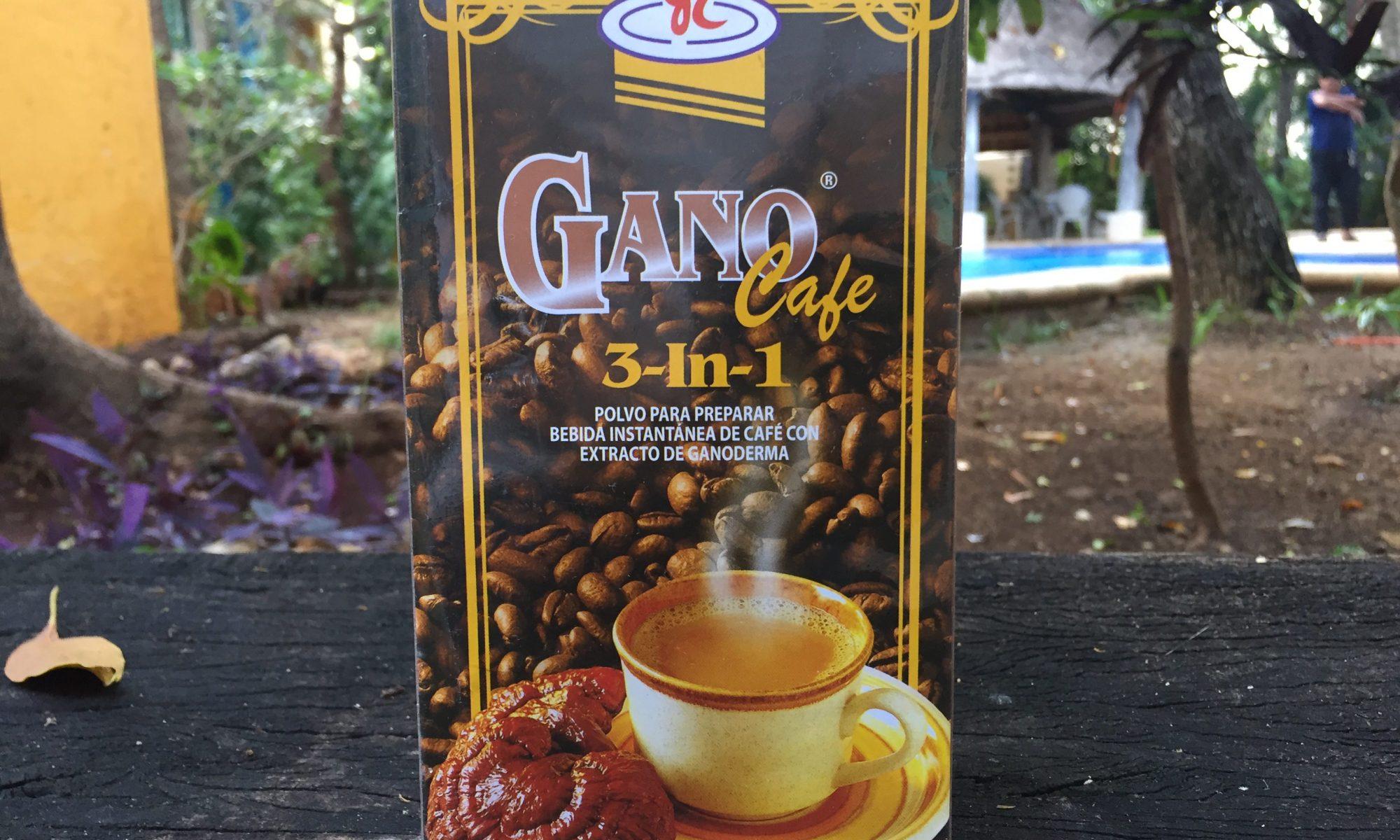 Gano Cafe Tres En Uno